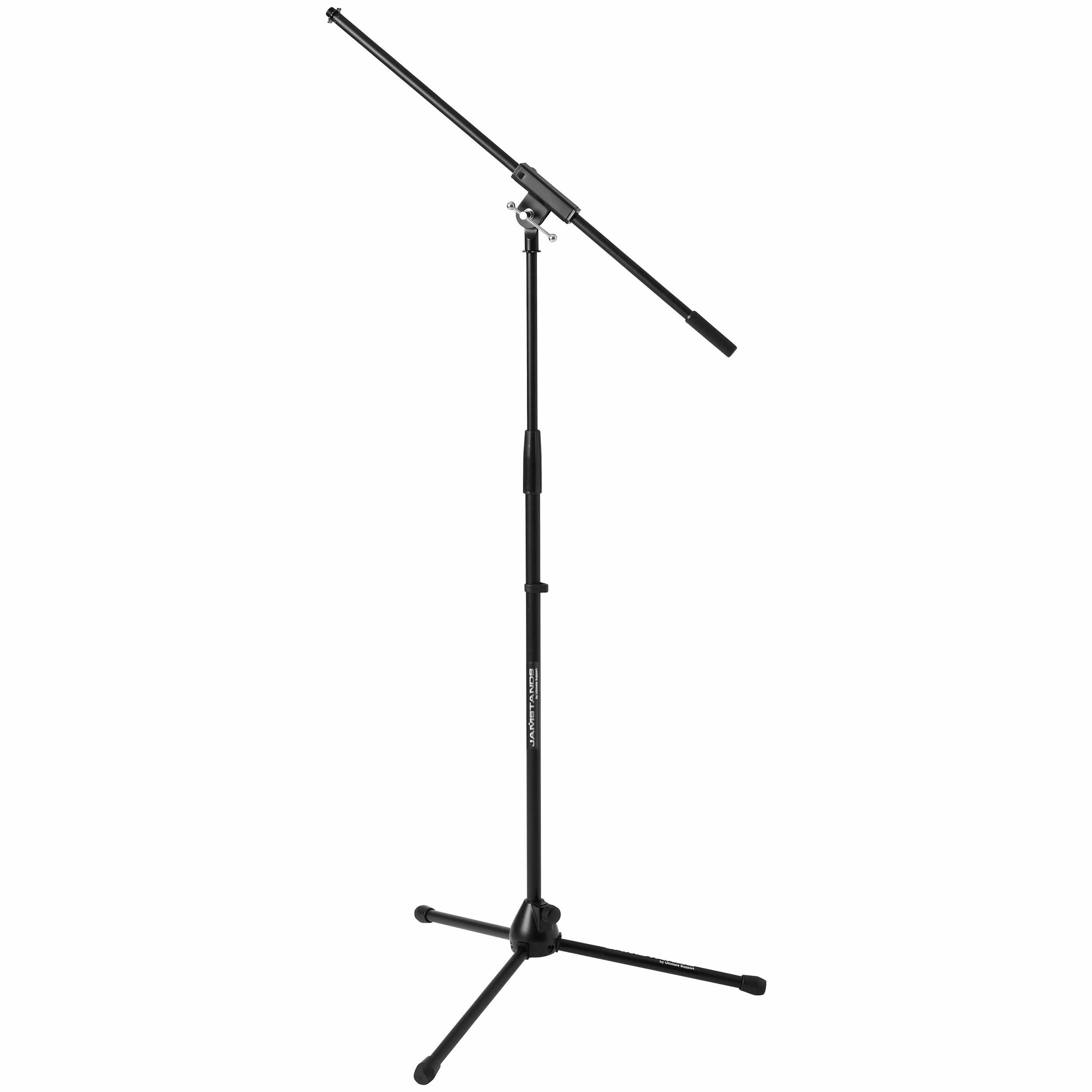 Shure Super 55 Microphone With Mic Boom Stand And Xlr