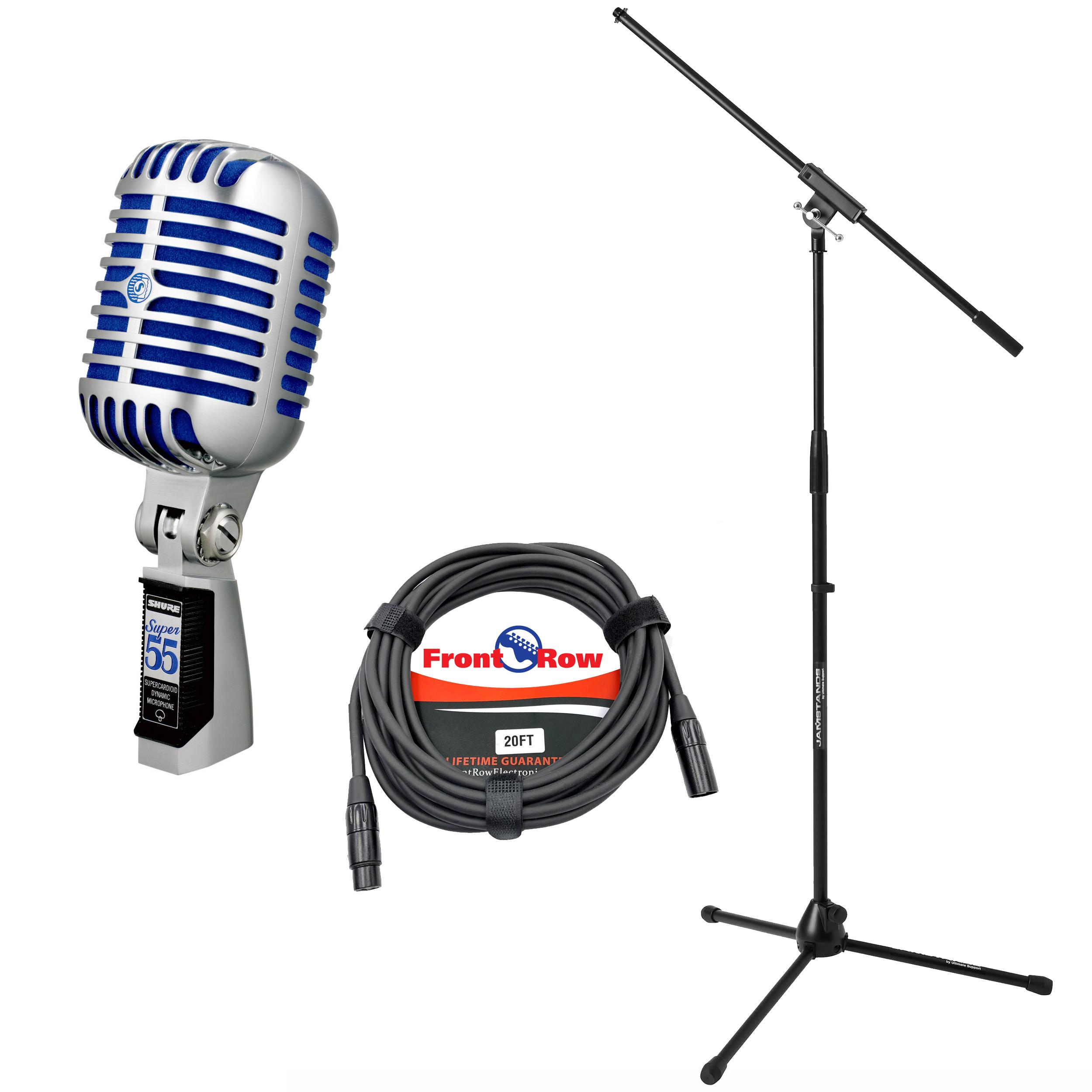 Shure 55 år mikrofon dating